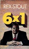 Copertina dell'audiolibro Sei per uno di STOUT, Rex