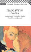 Copertina dell'audiolibro Senilità di SVEVO, Italo
