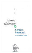 Copertina dell'audiolibro Sentieri interrotti di HEIDEGGER, Martin