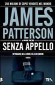 Copertina dell'audiolibro Senza appello di PATTERSON, James - PAETRO, Maxine