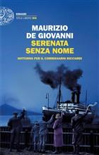 Copertina dell'audiolibro Serenata senza nome: notturno per il commissario Ricciardi