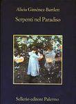 Copertina dell'audiolibro Serpenti nel paradiso di GIMENEZ BARTLETT, Alicia