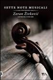 Copertina dell'audiolibro Sette note musicali