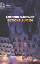 Copertina dell'audiolibro Sezione suicidi di VARENNE, Antonin