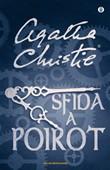 Copertina dell'audiolibro Sfida a Poirot