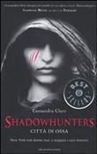 Copertina dell'audiolibro Shadowhunters: Città di ossa – Vol. 1 di CLARE, Cassandra (Traduzione di Fabio Paracchini)
