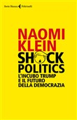 Copertina dell'audiolibro Shock Politics di KLEIN, Naomi (Trad. Giancarlo Carlotti)
