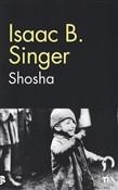 Copertina dell'audiolibro Shosha e quattro racconti