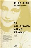Copertina dell'audiolibro Si chiamava Anna Frank