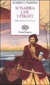 Copertina dell'audiolibro Si narra che i pirati di PIUMINI, Roberto