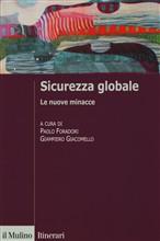 Copertina dell'audiolibro Sicurezza globale: le nuove minacce di FORADORI, Paolo - GIACOMELLO, Giampiero