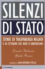 Copertina dell'audiolibro Silenzi di Stato di BELISARIO, Ernesto - ROMEO, Guido
