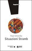 Copertina dell'audiolibro Situazioni Stramb