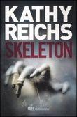 Copertina dell'audiolibro Skeleton di REICHS, Kathy
