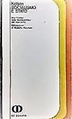 Copertina dell'audiolibro Socialismo e Stato di KELSEN, Hans