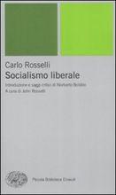 Copertina dell'audiolibro Socialismo liberale di ROSSELLI, Carlo