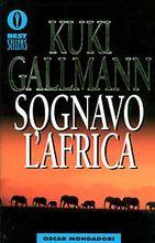 Copertina dell'audiolibro Sognavo l'Africa