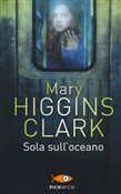 Copertina dell'audiolibro Sola sull'oceano di CLARK, Mary Higgins
