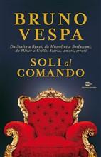 Copertina dell'audiolibro Soli al comando di VESPA, Bruno