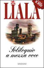 Copertina dell'audiolibro Soliloquio a mezza voce di LIALA