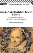 Copertina dell'audiolibro Sonetti di SHAKESPEARE, William