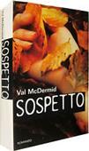 Copertina dell'audiolibro Sospetto di McDERMID, Val