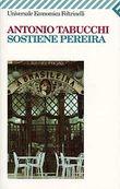 Copertina dell'audiolibro Sostiene Pereira