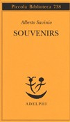 Copertina dell'audiolibro Souvenirs