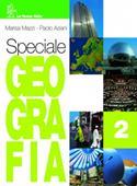 Copertina dell'audiolibro Speciale geografia 2 di MAZZI, Marisa - AZIANI, Paolo