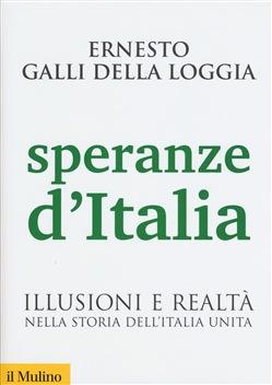 Copertina dell'audiolibro Speranze d'Italia di GALLI DELLA LOGGIA, Ernesto