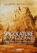 Copertina dell'audiolibro Spigolature Ampezzane di RICHEBUONO, Giuseppe