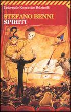Copertina dell'audiolibro Spiriti di BENNI, Stefano