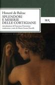 Copertina dell'audiolibro Splendori e miserie delle cortigiane