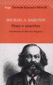 Copertina dell'audiolibro Stato e anarchia di BAKUNIN, Mihail Aleksandrovic