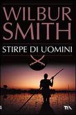 Copertina dell'audiolibro Stirpe di uomini di SMITH, Wilbur