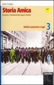 Copertina dell'audiolibro Storia amica. 3: Dall'età napoleonica a oggi + Il mio portfolio di CARTIGLIA, Carlo