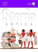 Copertina dell'audiolibro Storia antica di GENTILE, G. - RONGA, L. - ROSSI, A.