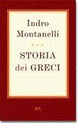 Copertina dell'audiolibro Storia dei Greci di MONTANELLI, Indro