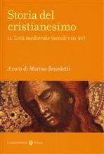 Copertina dell'audiolibro Storia del cristianesimo. vol. II L'età medioevale (secoli VIII-XV)
