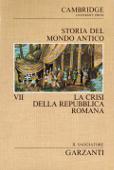 Copertina dell'audiolibro Storia del Mondo Antico di COOK, S.A. - ADCOCK, F.E. - CHARLESWORTH, M.P.