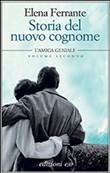 Copertina dell'audiolibro Storia del nuovo cognome vol. 2 di FERRANTE, Elena