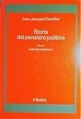 Copertina dell'audiolibro Storia del pensiero politico – Antichità e Medio Evo di CHEVALLIER, Jean-Jacques