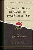 Copertina dell'audiolibro Storia del reame di Napoli   vol. 2 di COLLETTA, Pietro