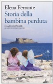 Copertina dell'audiolibro Storia della bambina perduta vol. 4 di FERRANTE, Elena