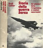 Copertina dell'audiolibro Storia della guerra aerea di COLLIER, Basil