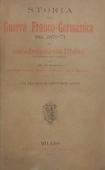 Copertina dell'audiolibro Storia della guerra Franco-Germanica del 1870-71 di VON MOLTKE, Helmuth