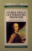Copertina dell'audiolibro Storia della letteratura francese di SPAGNOLETTI, Giacinto