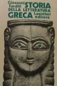 Copertina dell'audiolibro Storia della letteratura greca di TARDITI, Giovanni