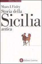 Copertina dell'audiolibro Storia della Sicilia antica