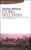 Copertina dell'audiolibro Storia dell'India: dalle origini della cultura dell'Indo alla storia di oggi di WOLPERT, Stanley